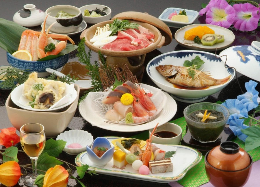 Japanese cuisine 12 by nicojay on deviantart for Asian cuisine pictures