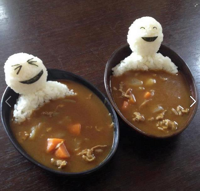 Curry and rice by nicojay