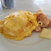 Omelette rice by nicojay