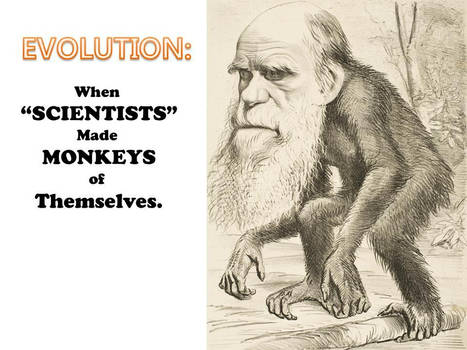Evolution: When Scientists Made Monkeys Of Them