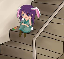 Sulky Bunny - gift :P