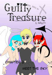 Guilty Treasure Chapter 2 Cover Art