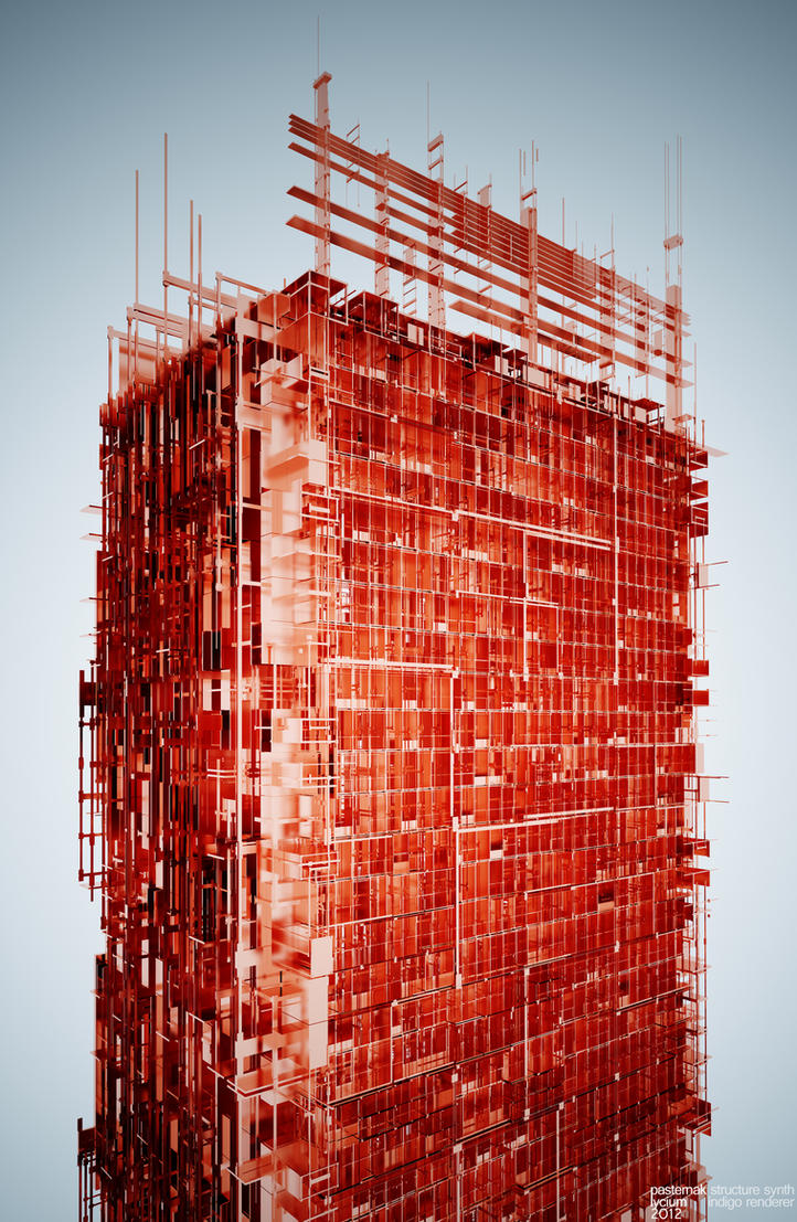 Copper Construct by Pasternak