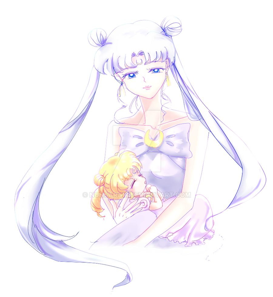 princess serenity and -#main