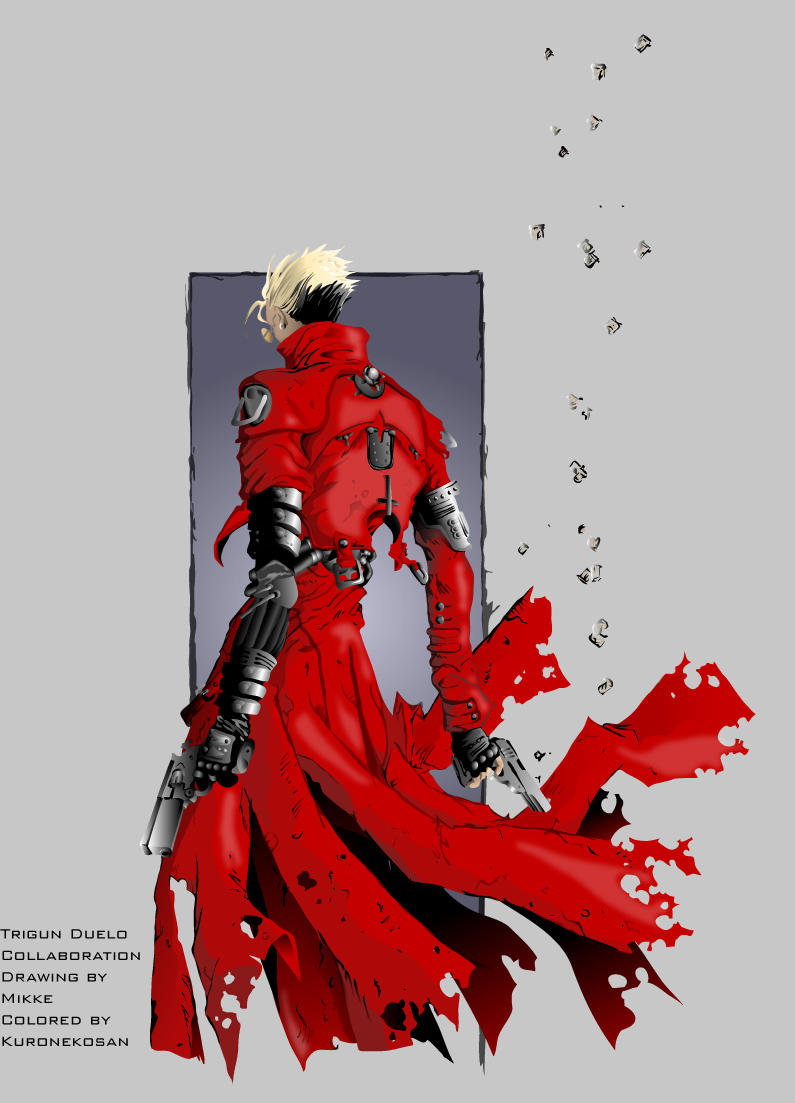 images about trigun - photo #35
