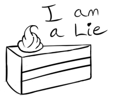 I am A Lie by Stella--Marie