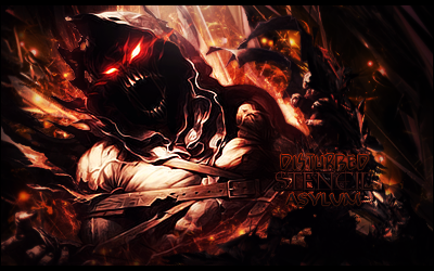 Disturbed Asylum by Sikk408 on DeviantArt