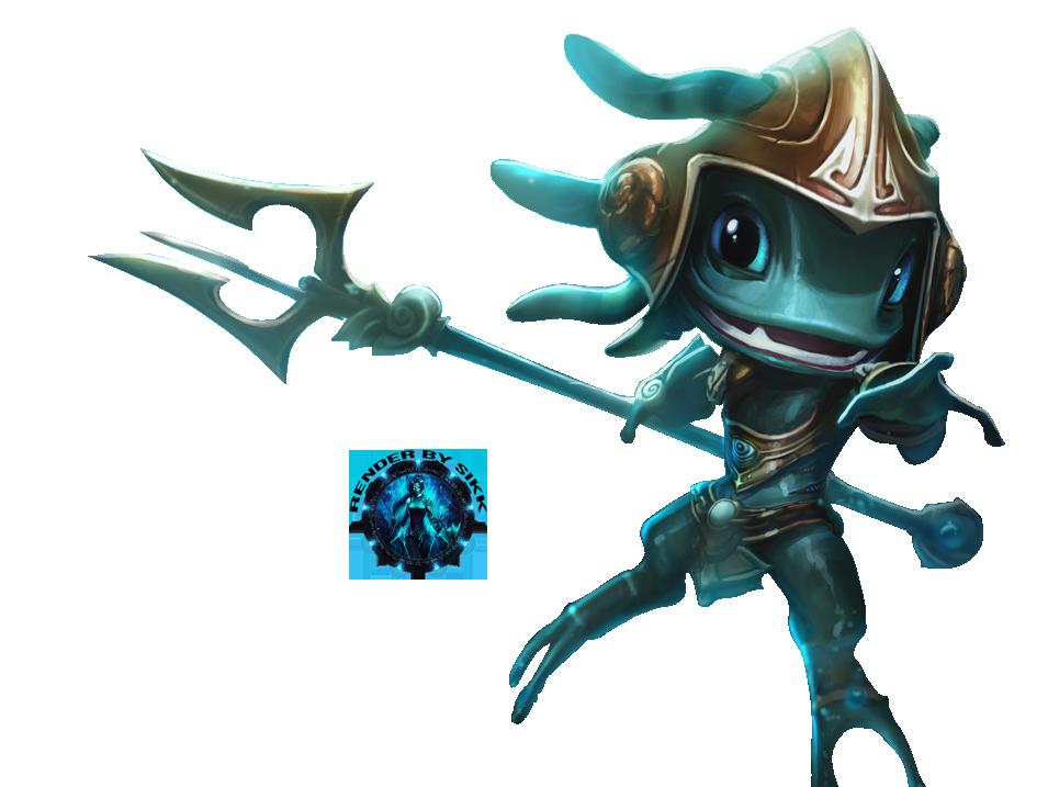 renders League Of Legend  Atlantean_fizz_by_sikk408-d62l23n