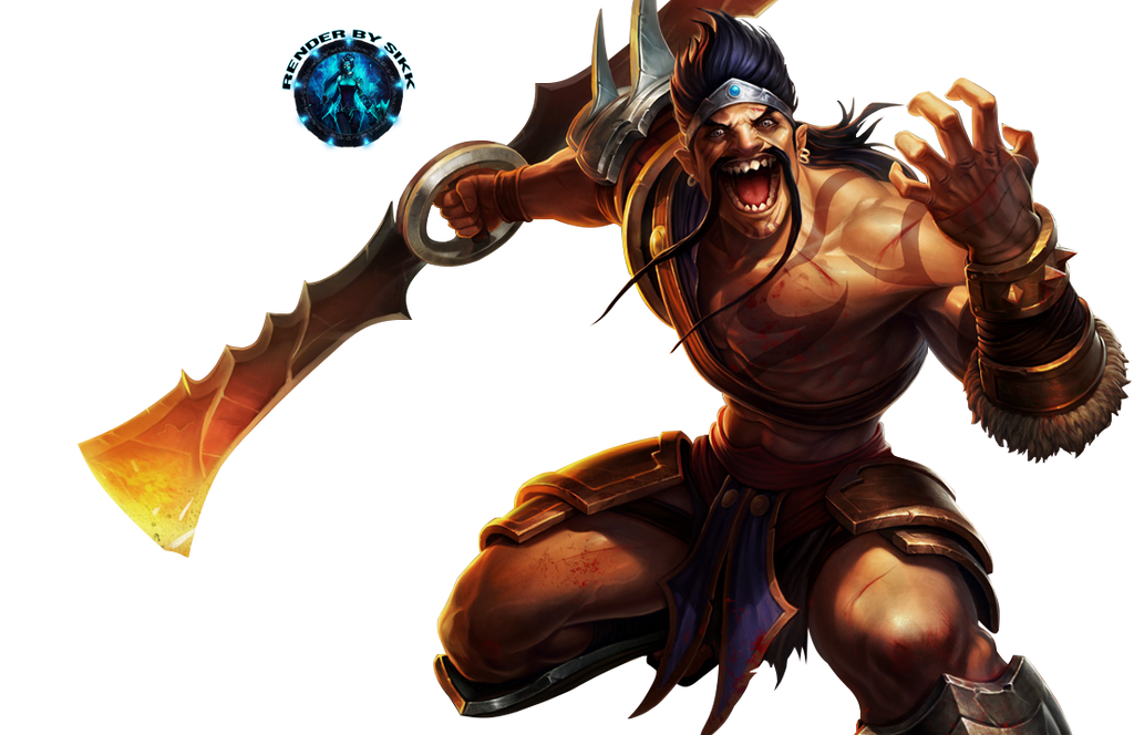 renders League Of Legend  Gladiator_draven_by_sikk408-d62l2st