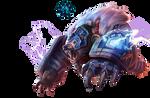 Volibear Runeguard Render