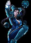 Cyber Chun Li