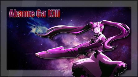 Akame Ga Kill Wallpaper by Balthizar01