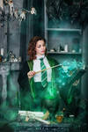 Student of the Slytherin Faculty6