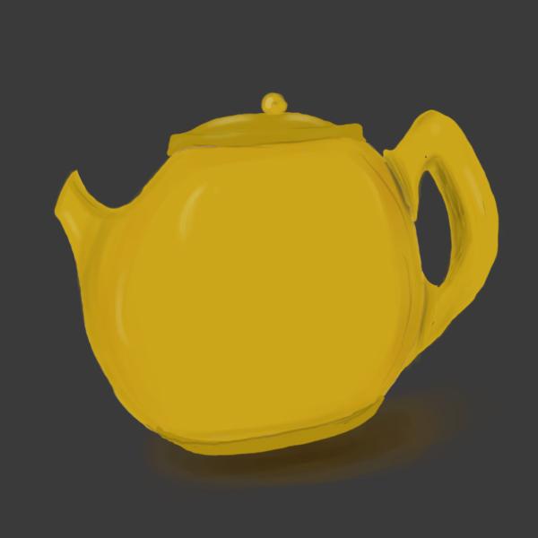 Teapot by Kikifiki