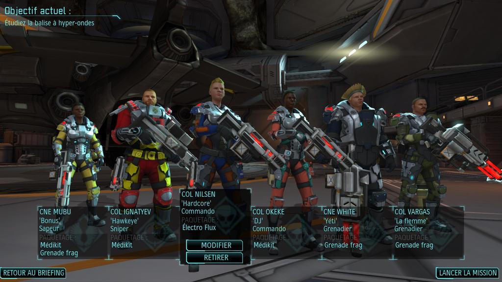 XCOM my team by akiba165
