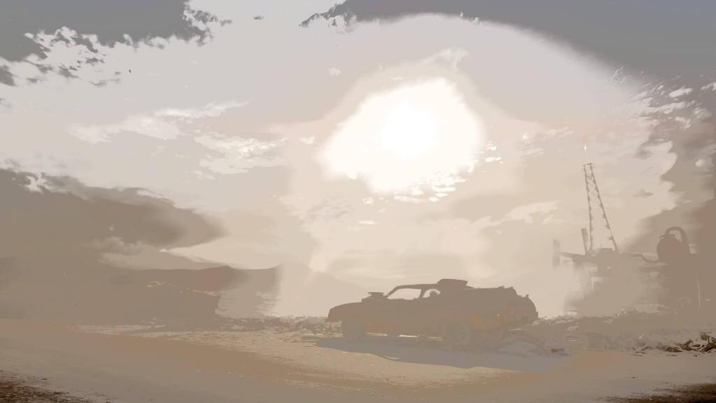 Mad Max screen cap by akiba165