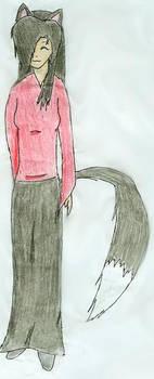 Catgirl...