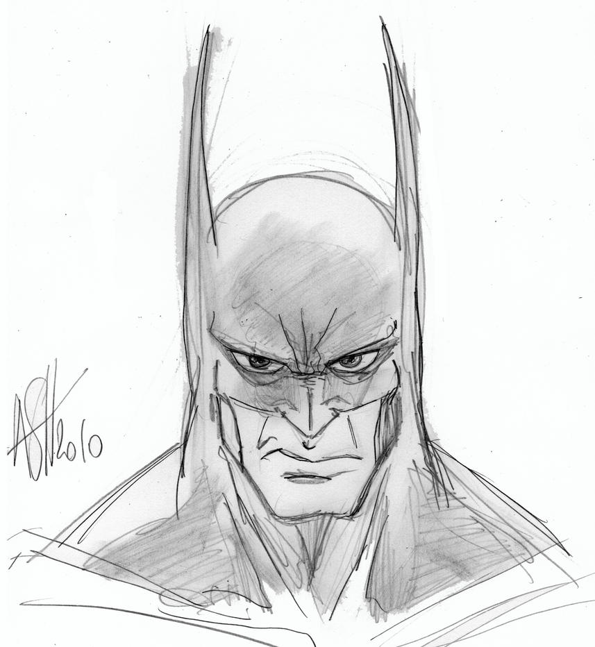 batman face pencils by scarecrowhassan on DeviantArt Batman Drawing In Pencil Easy