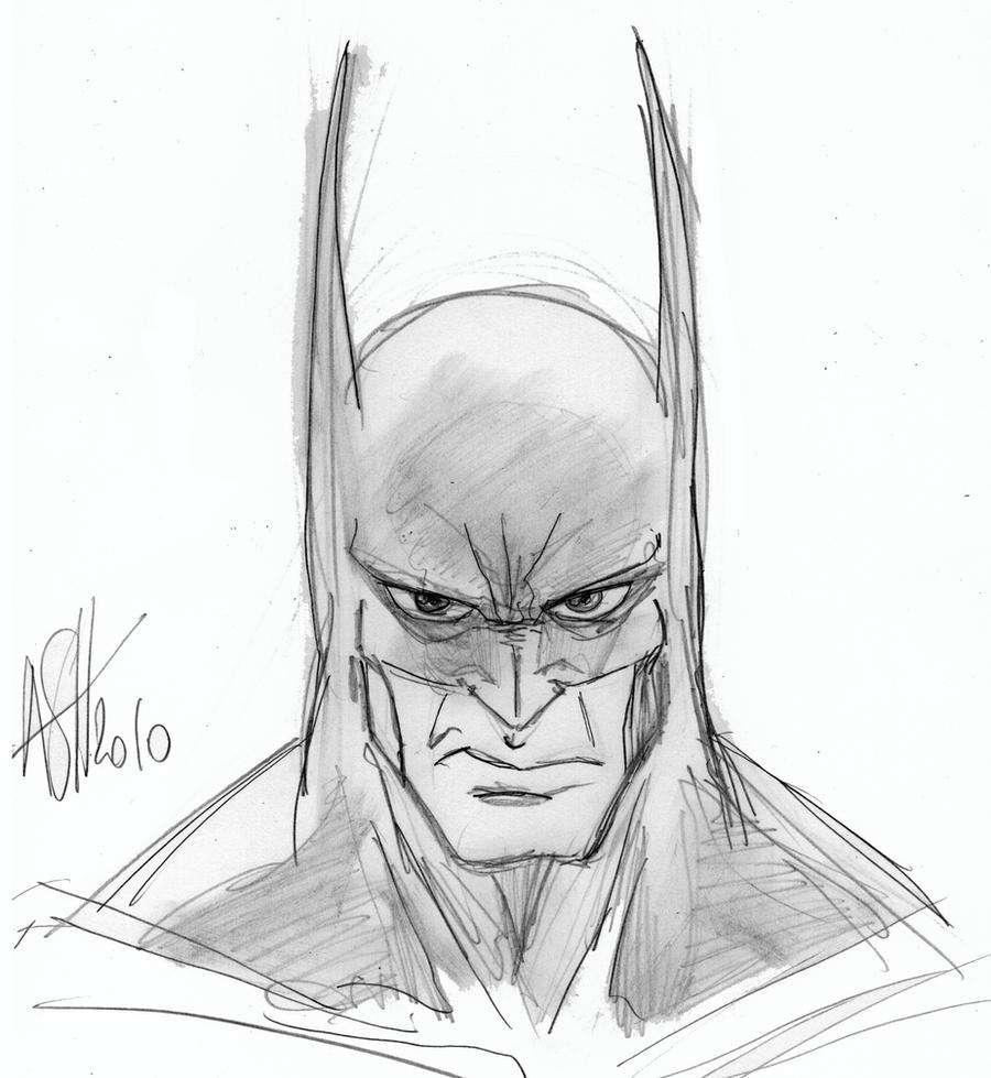 batman face pencils by scarecrowhassan on DeviantArt