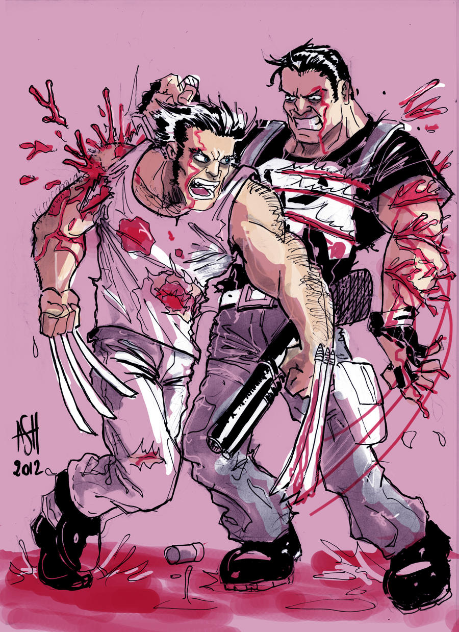 Logan vs Franck