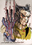 Wolverine colored by scarecrowhassan