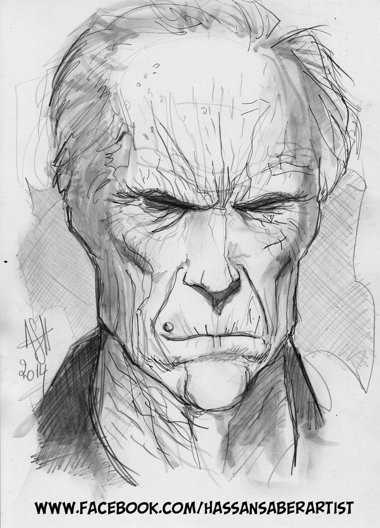 Clint by scarecrowhassan