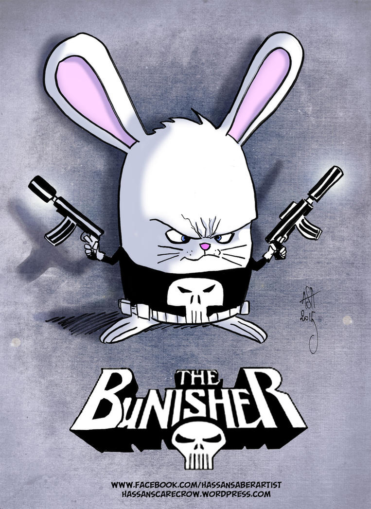 The Bunisher by scarecrowhassan