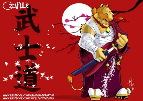 Lion-san