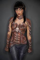 Warrior Bodypaint