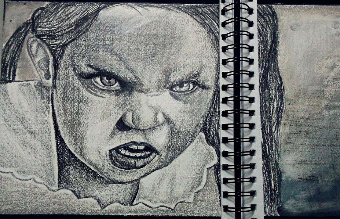 Rage. by artspitfire
