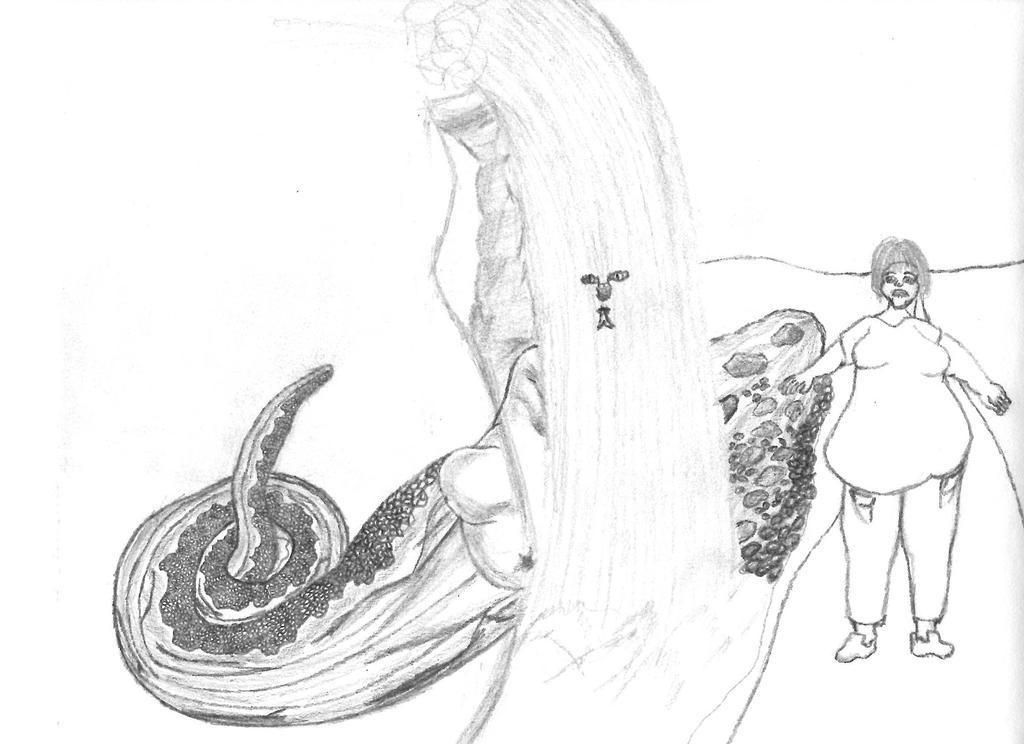 Snake Stalker ~ Habitual Yandere Snake. by Azel4
