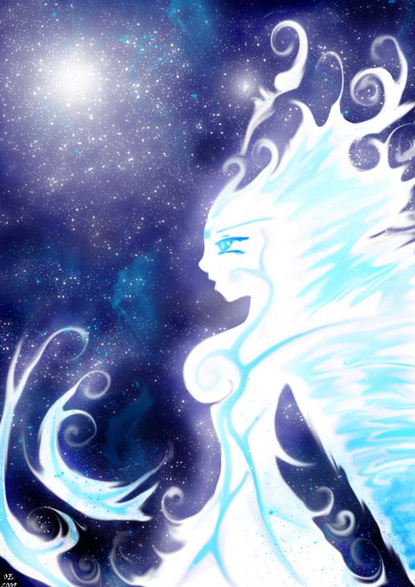 Wind Spirit By Yula On DeviantArt - Wind spirit