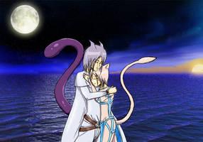 Love of Moon and Sun
