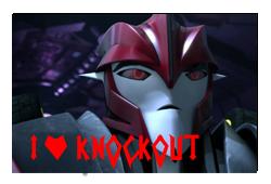 I love Knockout - Stamp 2 by Yula568
