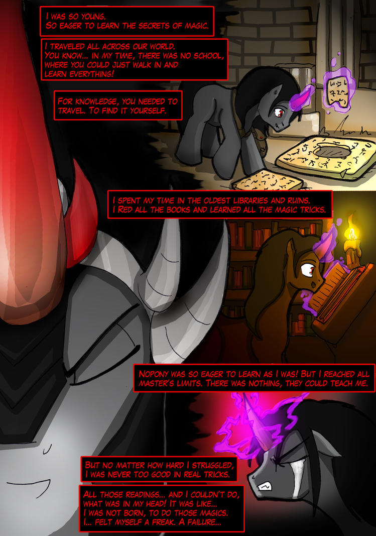MLP: Masters and Students - Pg04 by Yula568