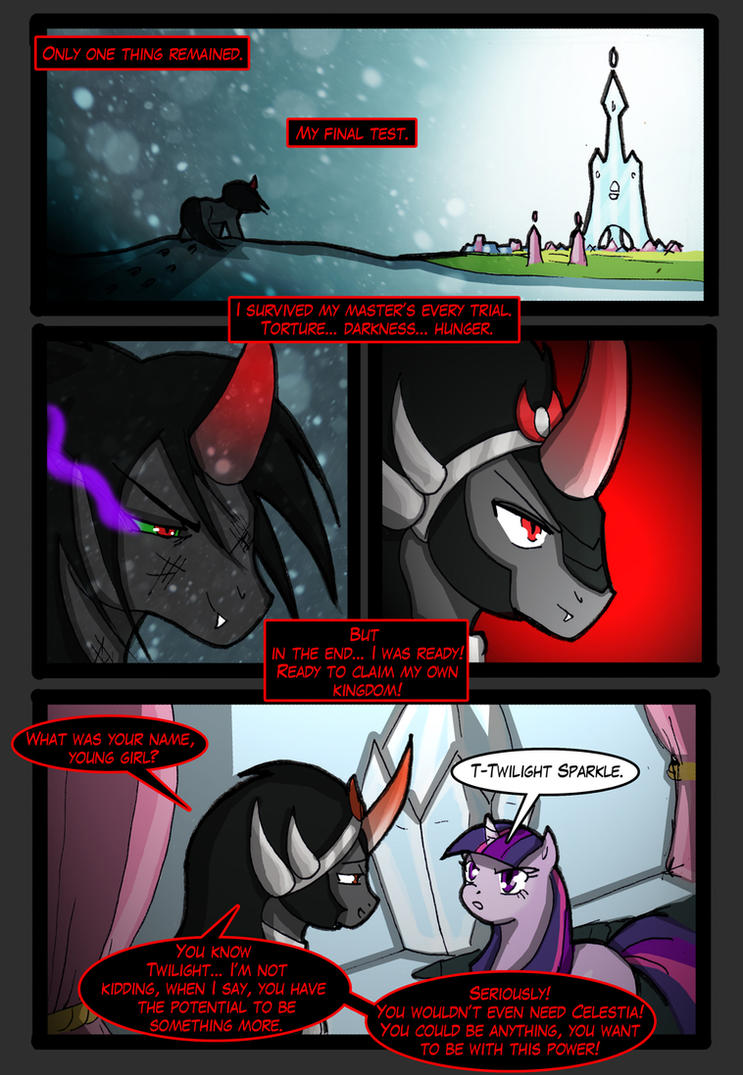MLP: Masters and Students - Pg06 by Yula568