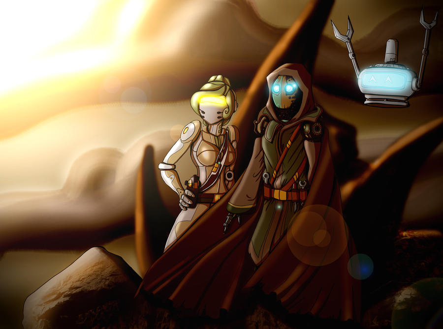 Primordia - We Go Wherever We Want by Yula568