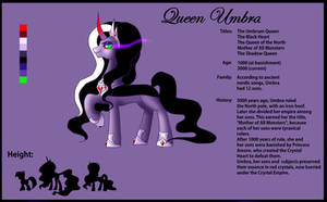Queen Umbra - Character Details by Yula568