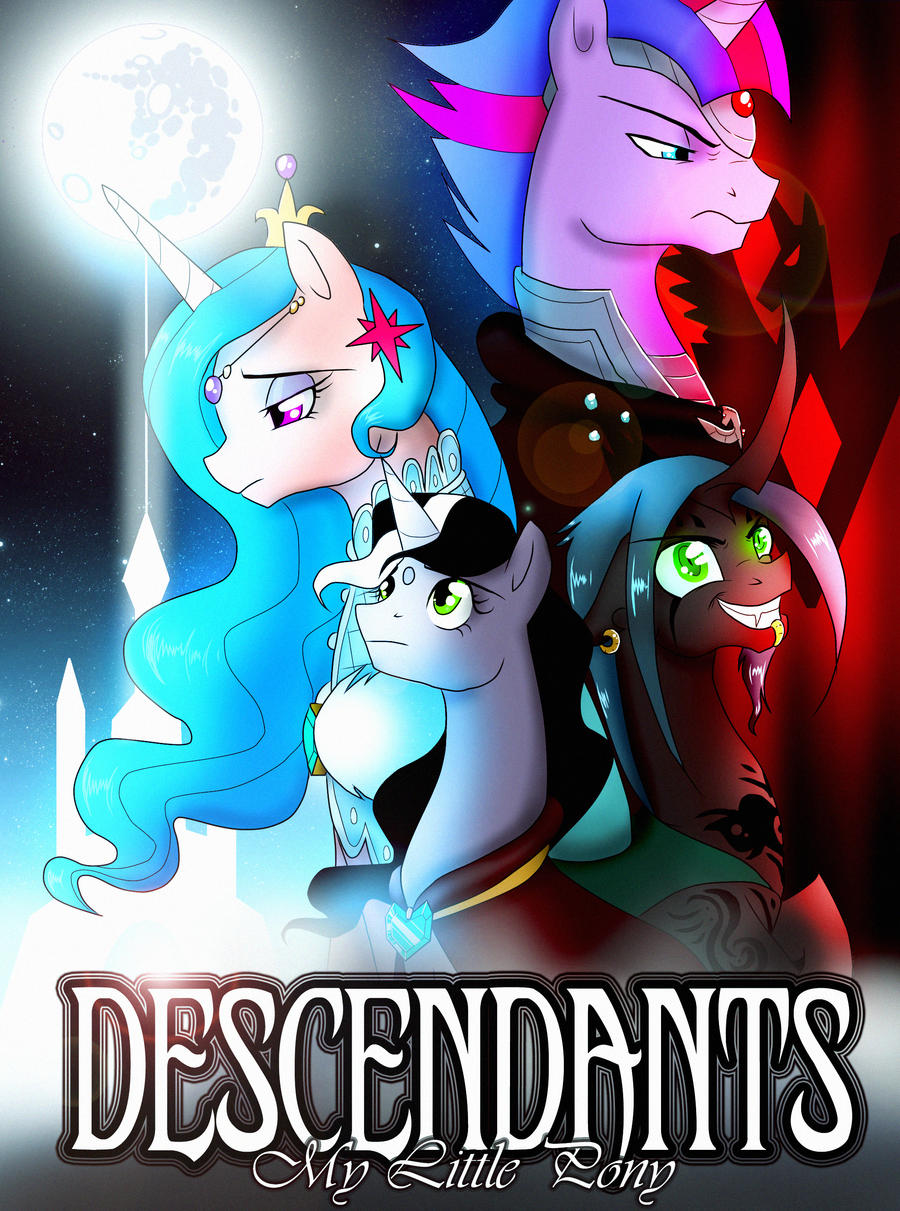 MLP - Descendants