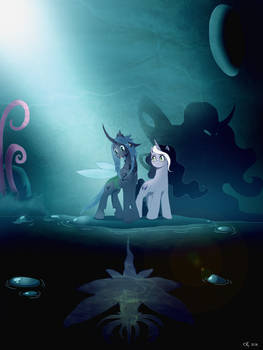 MLP Descendants - Reflections