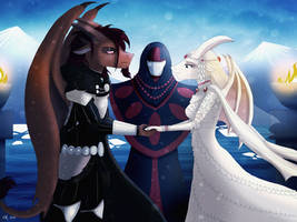Wedding of Shatter and Dawn