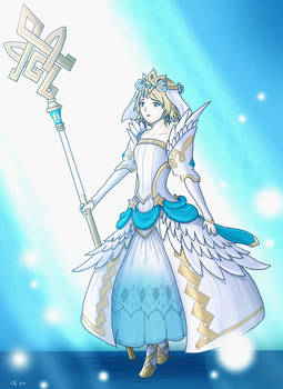 Fire Emblem Heroes - Bride Princess Fjorm of Nifl