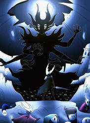 Hollow Knight - The Shade Lord's Advance