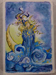 Mooncloud the night guardian