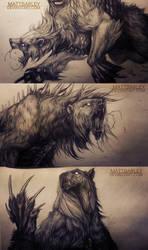 Bears. WIP by MattBarley
