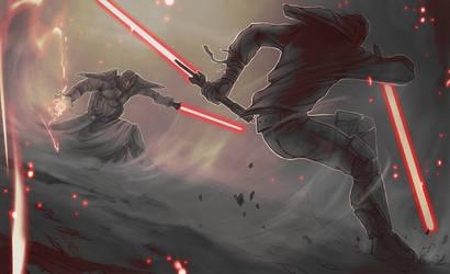 Apprentice against Master