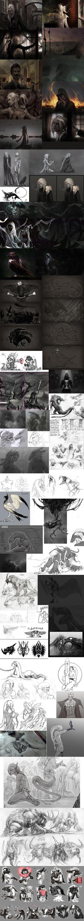 28-07-17 SketchDump by MattBarley