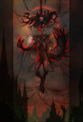 Cleric Beast by MattBarley