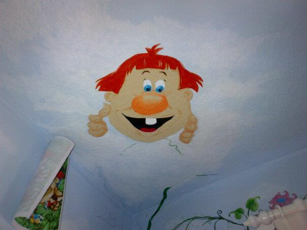 Giant from Disney's Jack and the Beanstalk by ... Jack And The Beanstalk Giant Disney