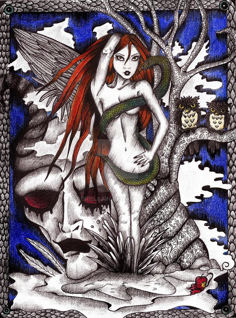 Lilith by AdrielRain